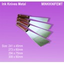 06. Ink Knives Metal