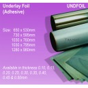 13. Underlay Foil ( Adhesive )