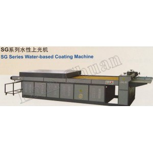 DLG Water-based Coating Machine SG Series